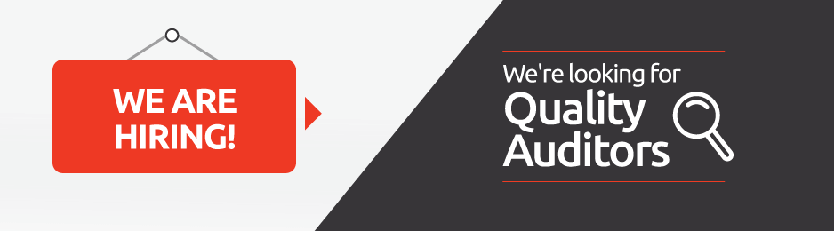LanguageCert is currently recruiting for Quality Auditors!